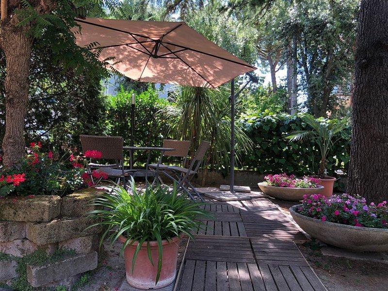 Appartamento con giardino, holiday rental in Province of Rimini