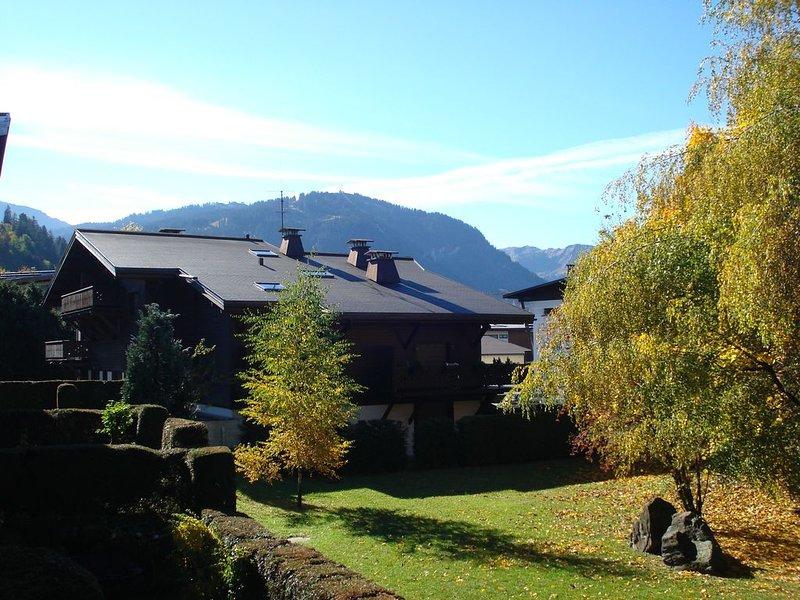Le bon air de MEGEVE et un grand nid douillet pour des vacances réussies !, alquiler vacacional en Megève