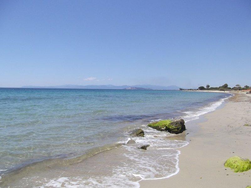Villa a 300 m dal mare in località Marina Residence su strada per Villasimius, location de vacances à Quartu Sant'Elena
