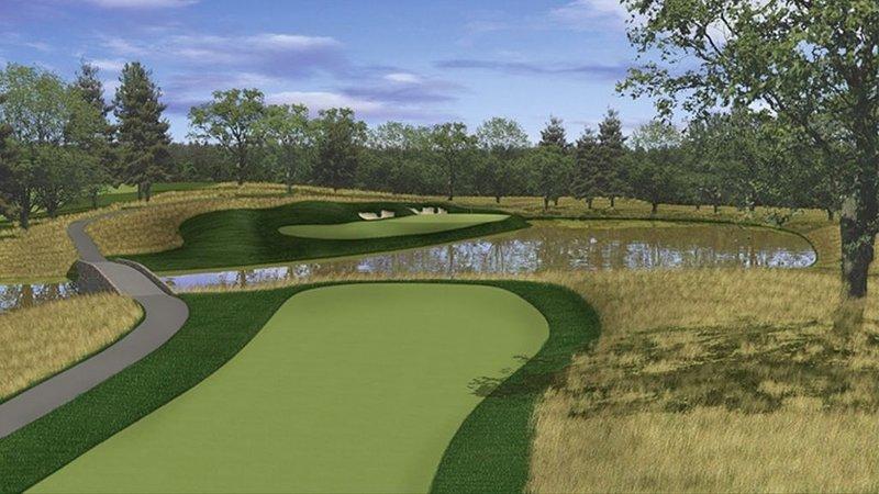 Nest Golf Course på plats!