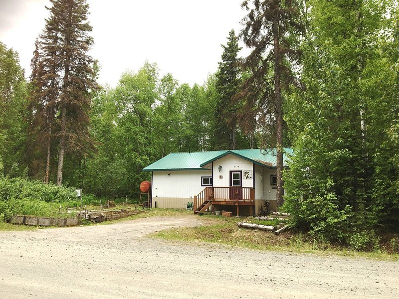 ** Taste of Talkeetna ** Quiet Spacious Elegance with Excellent Coffee **, alquiler vacacional en Trapper Creek