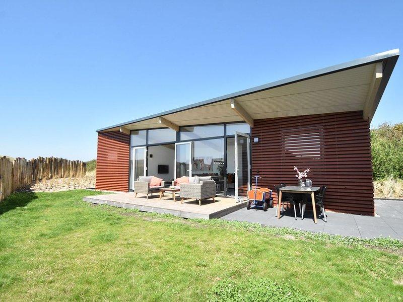 Chic Holiday Home in Callantsoog Forest nearby, aluguéis de temporada em Groote Keeten
