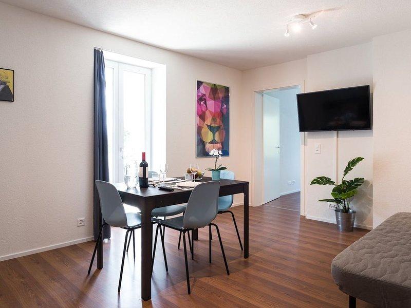 ZH Lion - Altstetten HITrental Apartment, location de vacances à Obfelden