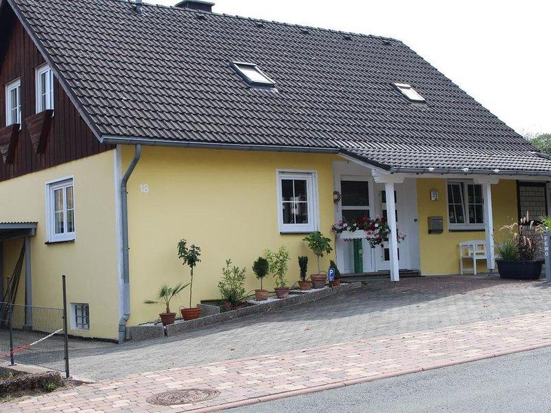 Ferienwohnung Diemelsee für 1 - 4 Personen - Ferienwohnung, vacation rental in Marsberg