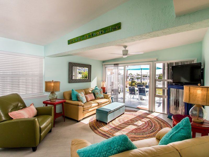 Flip Flop House---Your Family and Fishing HAVEN!, holiday rental in Key Colony Beach