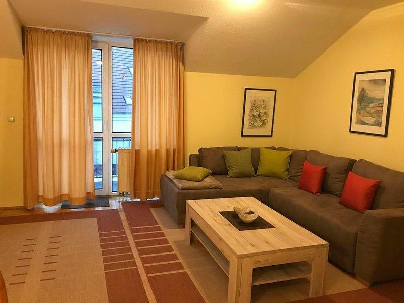 Ferienwohnung Kötzting für 1 - 2 Personen - Ferienwohnung, holiday rental in Blaibach
