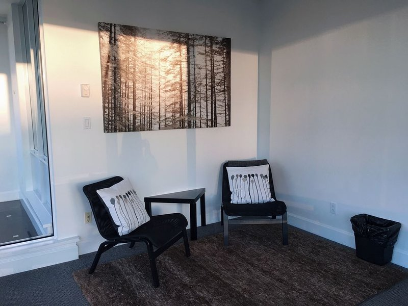Penthouse Private Room 3003 Downtown Vancouver, alquiler vacacional en Vancouver