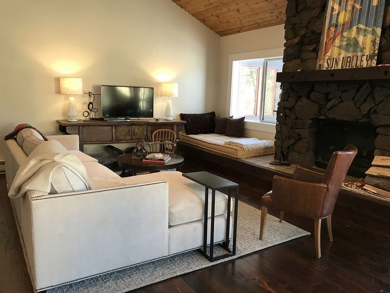 Beautiful Sun Valley Condominum—views and location, holiday rental in Sun Valley