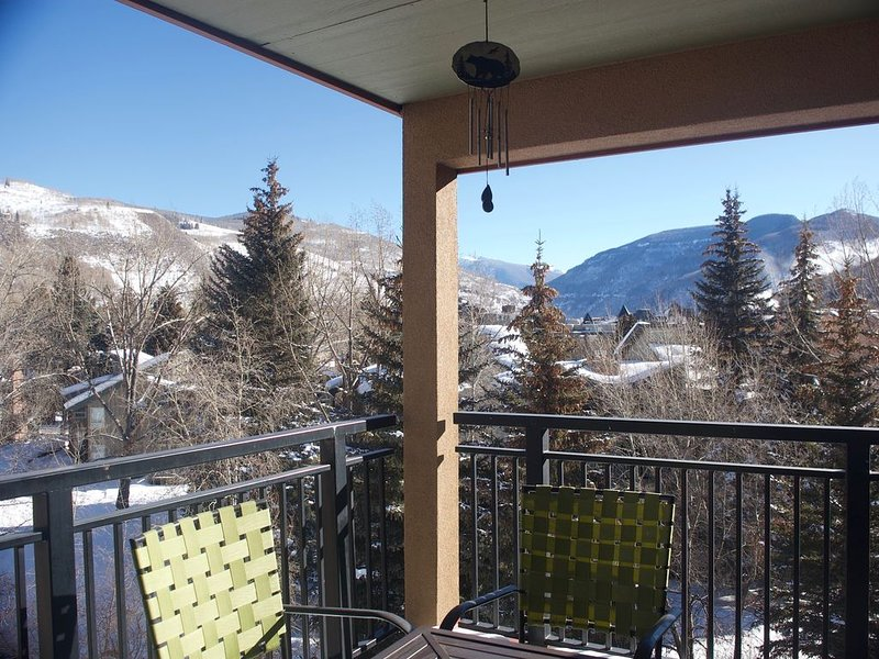 Vail, Co. mountain chic getaway - overlooking Vail Village