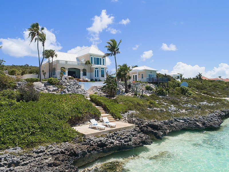 spectacular and completely restored villa in paradise, By Owner, holiday rental in Providenciales