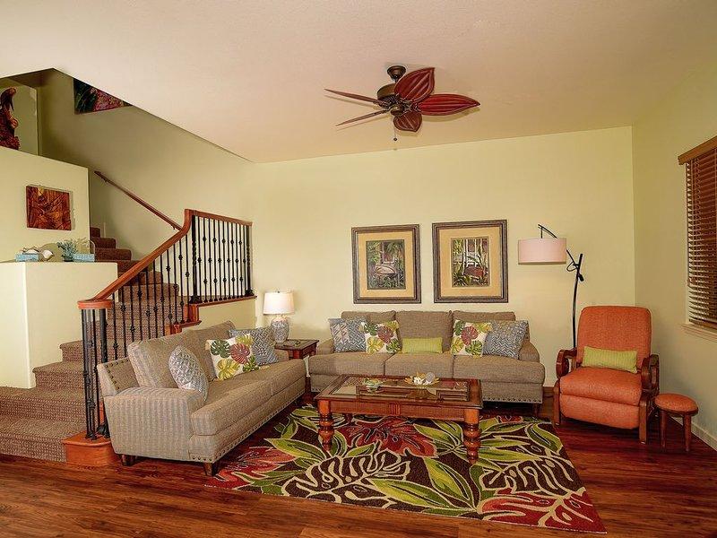 Share our exceptional Fairways home!, location de vacances à Kamuela