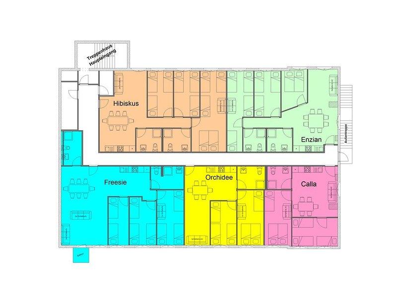 Floor plan entire location