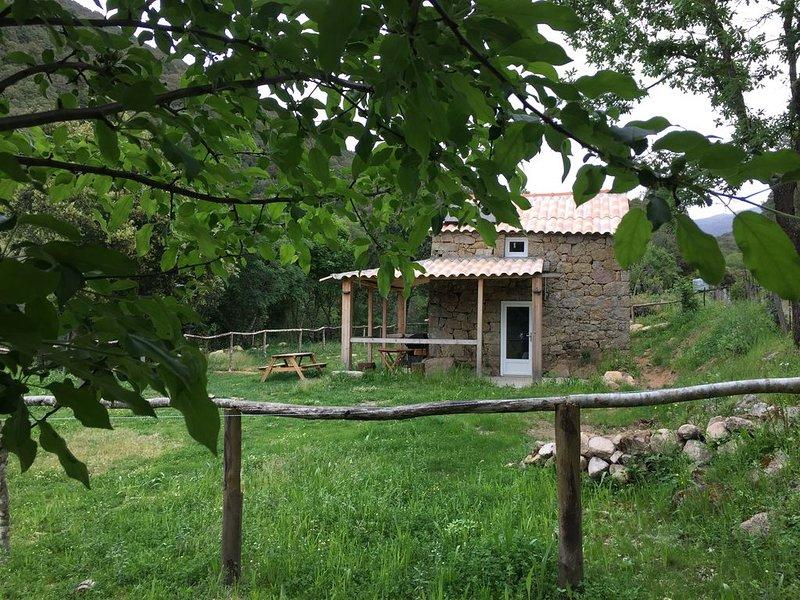 Petite maison en pierre, vacation rental in Petreto-Bicchisano