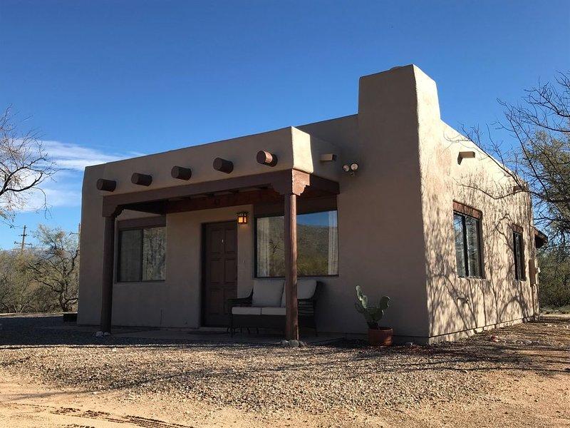 Ranch Casita: views, views, views!, holiday rental in Tucson