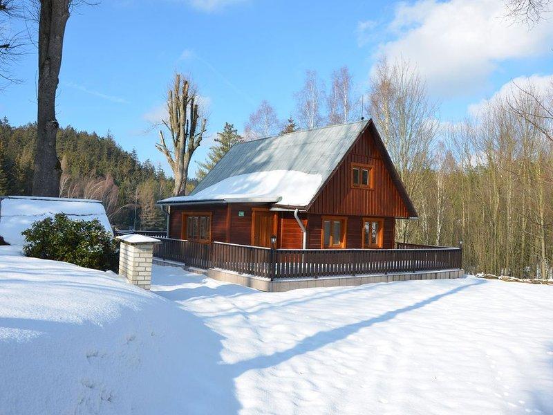 Extérieur maison de vacances [hiver]