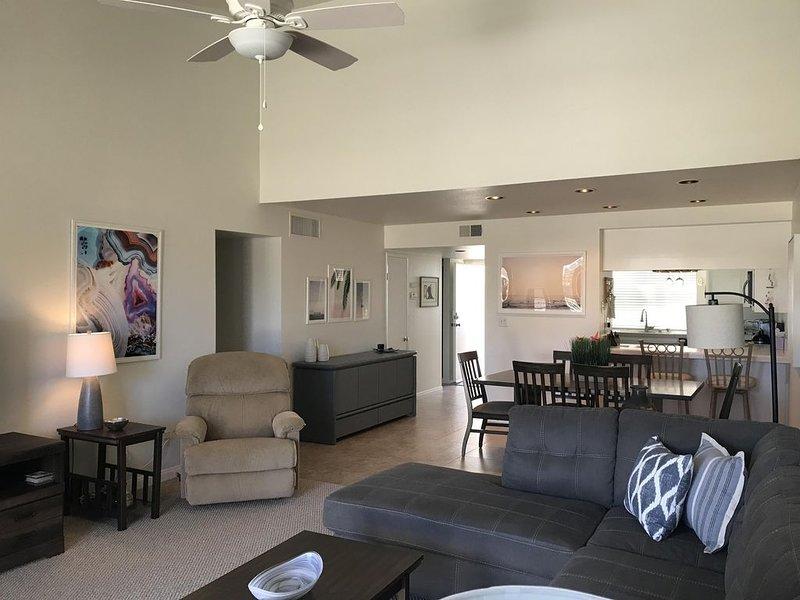 Great Escape- 2 BD/2 BA condo in Rancho Mirage, alquiler de vacaciones en Rancho Mirage