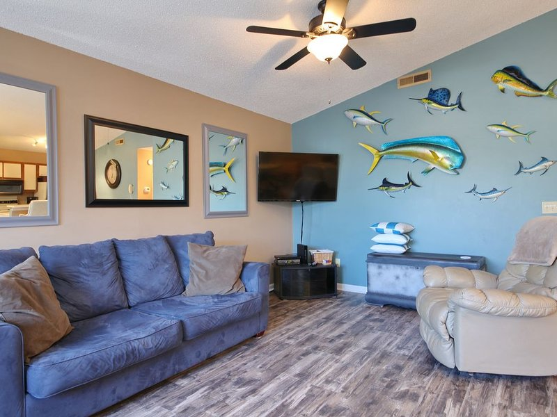 Lazy Days.. Relax & Unwind Cozy Cottage Getaway!  Beach 2nd Row ⛱, location de vacances à Garden City Beach