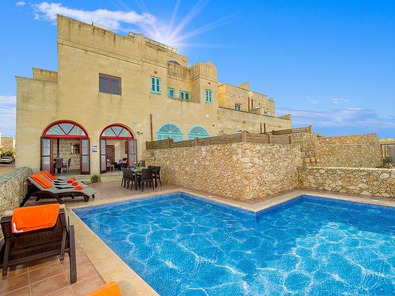 Ta Kristoff Holiday Home, location de vacances à Qala
