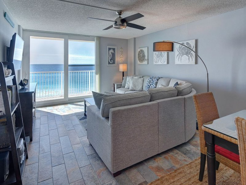 Low Fall Rates~Beautiful Remodel~L**K at That View!, holiday rental in Seagrove Beach