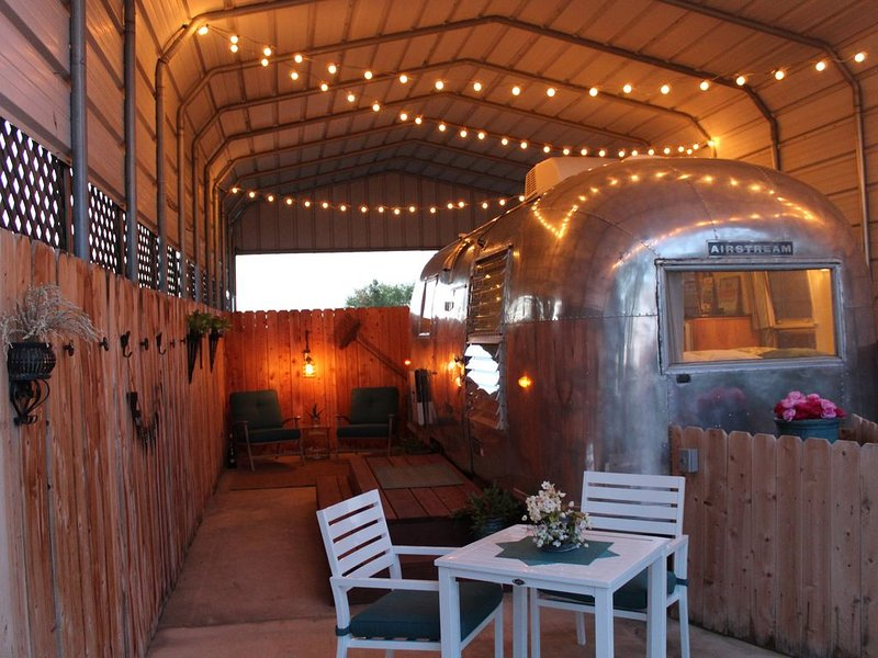 1964 Airstream Safari, casa vacanza a Paso Robles
