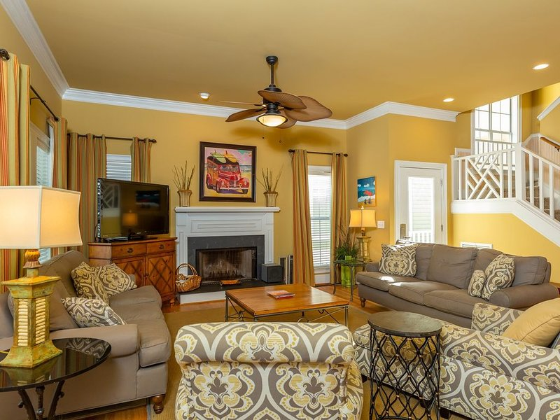 Gorgeous Family Vacation Home, vacation rental in Isle of Palms