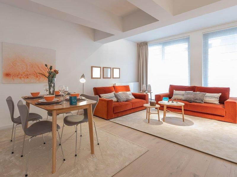 Stassart IV - Deux Chambres Appartement, Couchages 4, location de vacances à Ixelles