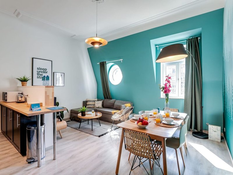 Louise IV - Une Chambre Appartement, Couchages 4, holiday rental in Saint-Gilles