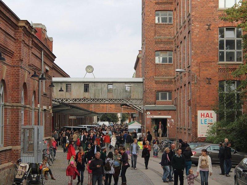 Leipzig cotton mill