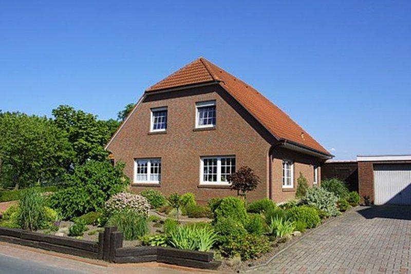 Nichtraucherwohnung, ideal für 2 bis 4 Personen, ruhige Lage, allergikergeeignet, location de vacances à Wittmund