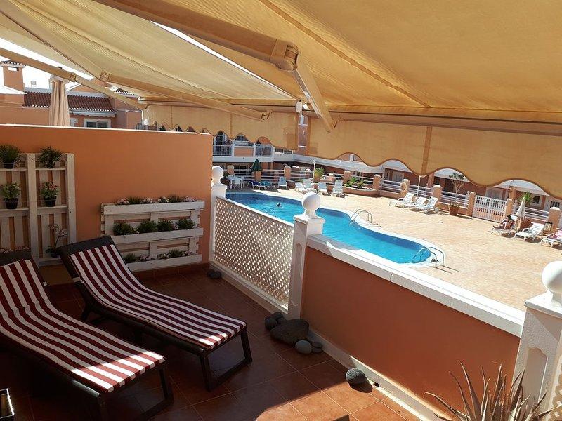 Apartment Castillo Caleta Fuste, holiday rental in Fustes
