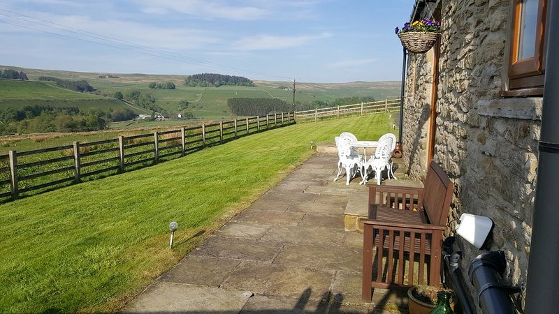 Watergreens Farm, CA9 3LD  Self-Catering holiday Accommodation in Cumbria, vacation rental in Garrigill