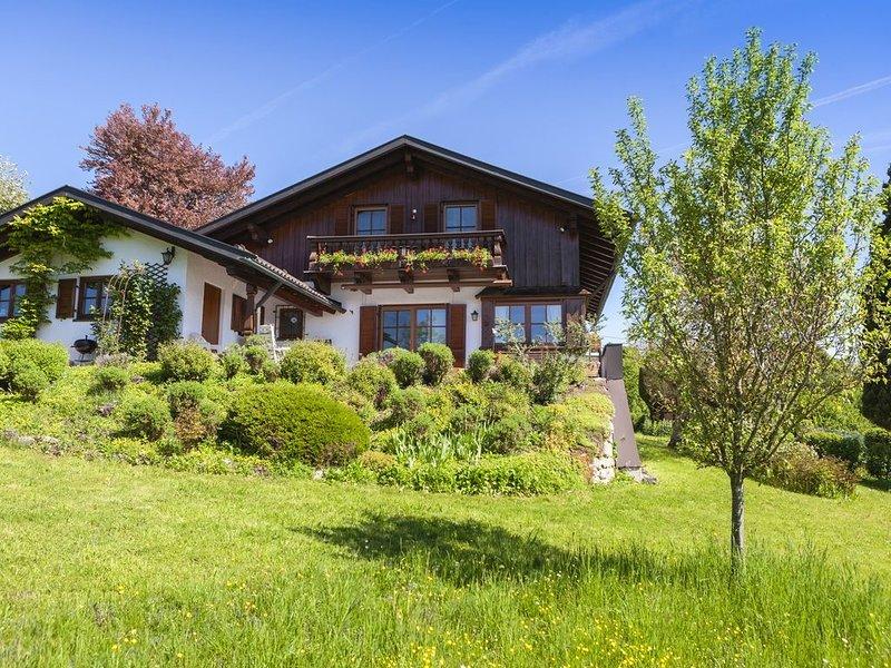 Ferienwohnung 'Glonntal' zwischen Stadt, Seen & Bergen, location de vacances à Feldkirchen-Westerham