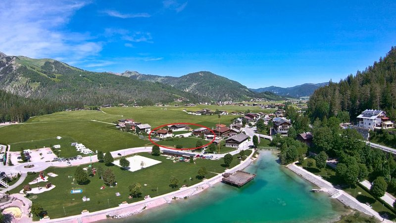 Ferienwohnung-Achensee, familienfreundlich, für 2-7 Personen direkt am Achensee, holiday rental in Eben am Achensee