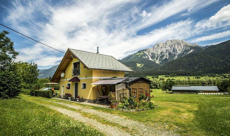 Ein Urlaub, der verzaubert!, holiday rental in Greifenburg