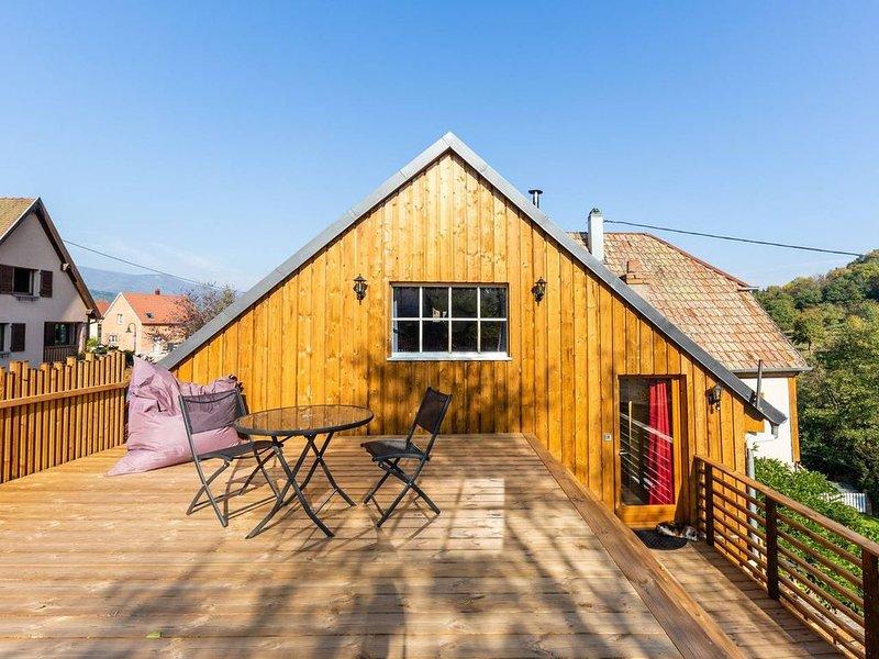 Gîte de Charme au coeur de la Vallée de Villé, holiday rental in Fouchy