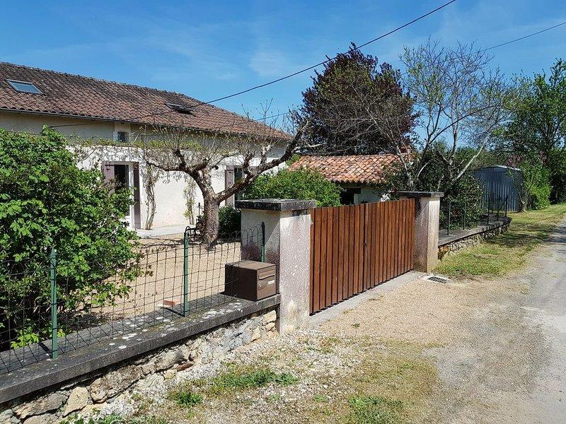 Maison de campagne 8 pers 150 m2 7km Brantôme ( Dordogne), alquiler vacacional en Brantome en Perigord