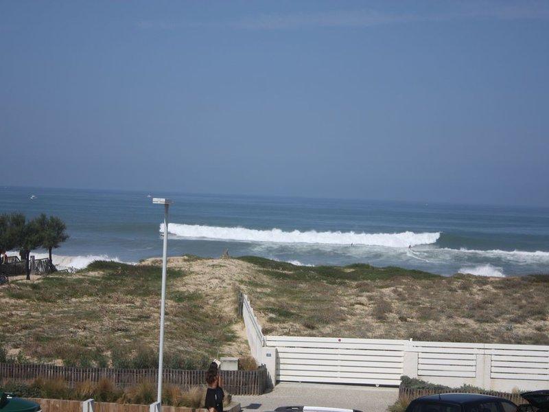 HOSSEGOR-plage maison piscine 9p vue océan, casa vacanza a Hossegor