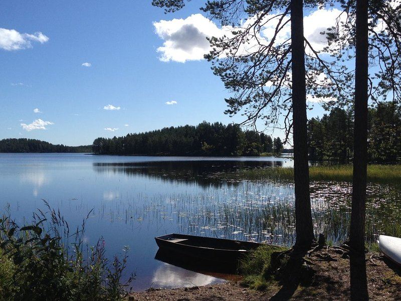 Want to relax in tranquil natural surroundings in summer and winter? – semesterbostad i Särna