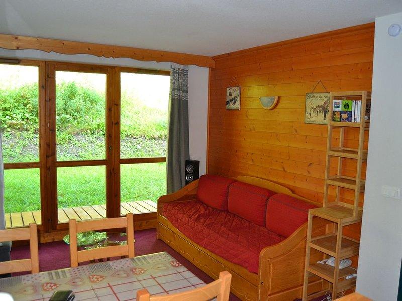 Appartement 4 personnes Chalet du Galibier résidence 4*, location de vacances à Valloire