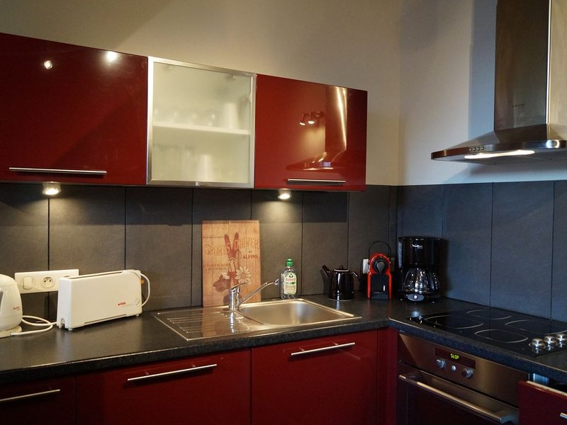 Apartment classified 3 * Serre Chevalier 1400 6 people. The slopes. WIFI, location de vacances à La Salle les Alpes