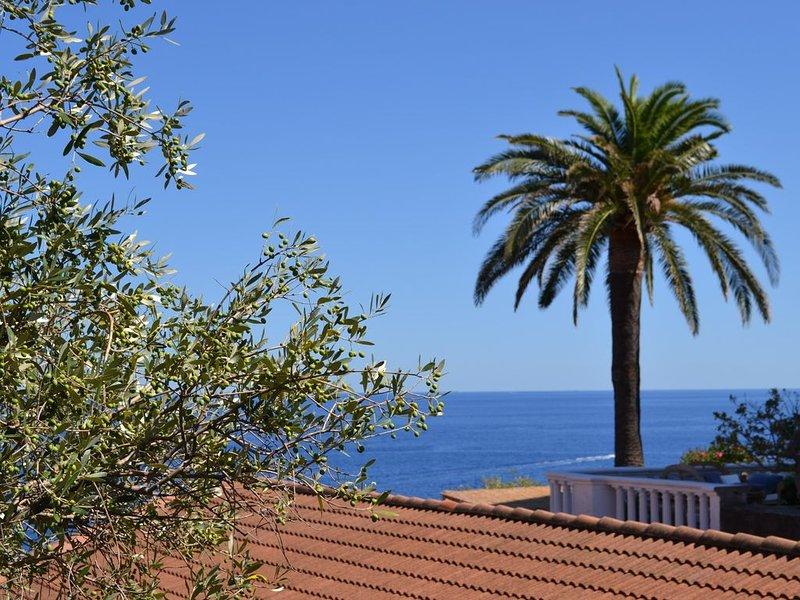 Maison individuelle au calme avec vue sur mer -  près du Cap Corse, casa vacanza a Ville-di-Pietrabugno