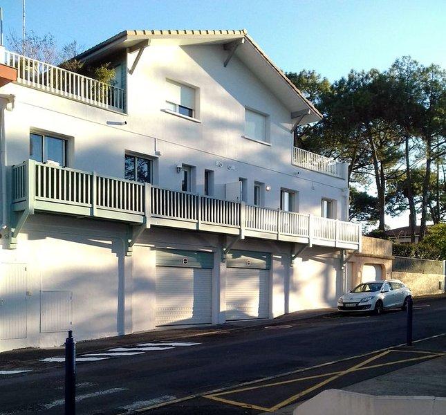Sur le port de pêche et de plaisance, Plages à 400m;Shopping Capbreton Hossegor, holiday rental in Capbreton