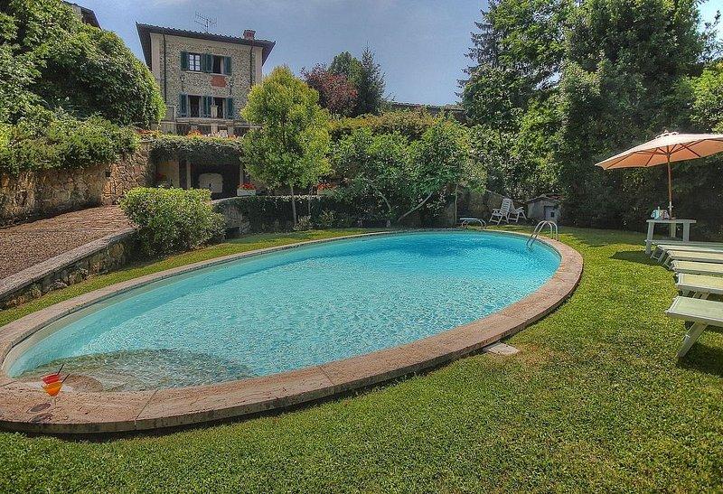 Villa Benamata, rimborso completo con voucher*: Una caratteristica e accogliente, casa vacanza a Casole