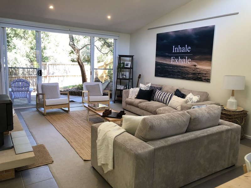 The Shack - Luxury Beachside Home, holiday rental in Inverloch