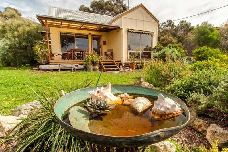 Pelican Cottage - Sanctuary Sunrises, aluguéis de temporada em Ilha Kangaroo