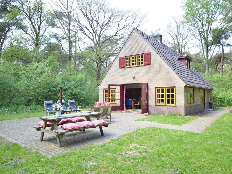 Cozy Holiday Home near Forest in Zuidwolde, holiday rental in Drenthe Province