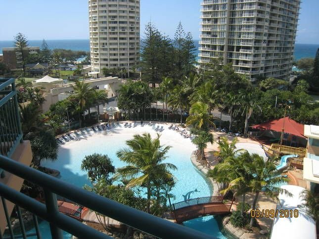 Crown Towers 1 Bdrm Apartment, location de vacances à Surfers Paradise