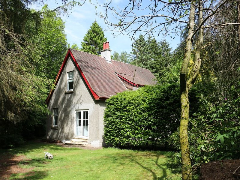 Romantic Rural Luxury Cottage, vacation rental in South Lanarkshire