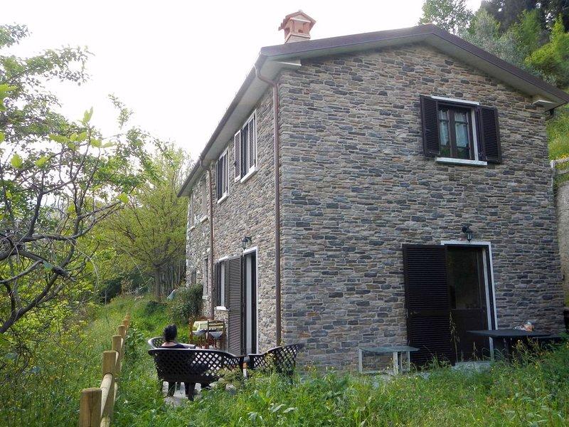 Toscane, ITALIE maison, holiday rental in Stazzema