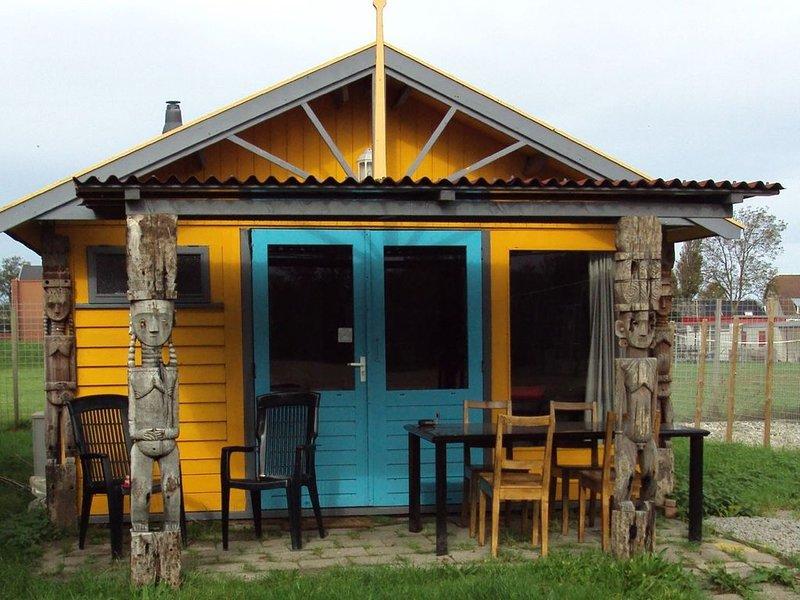 Casa de férias Exterior [verão]